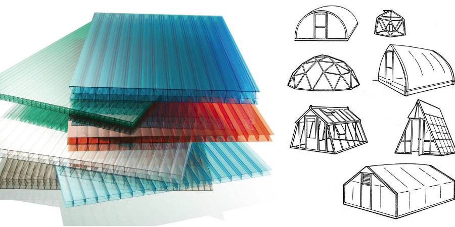 RU Polycarbonate panels