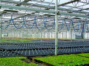 RU Demeter greenhouse systems