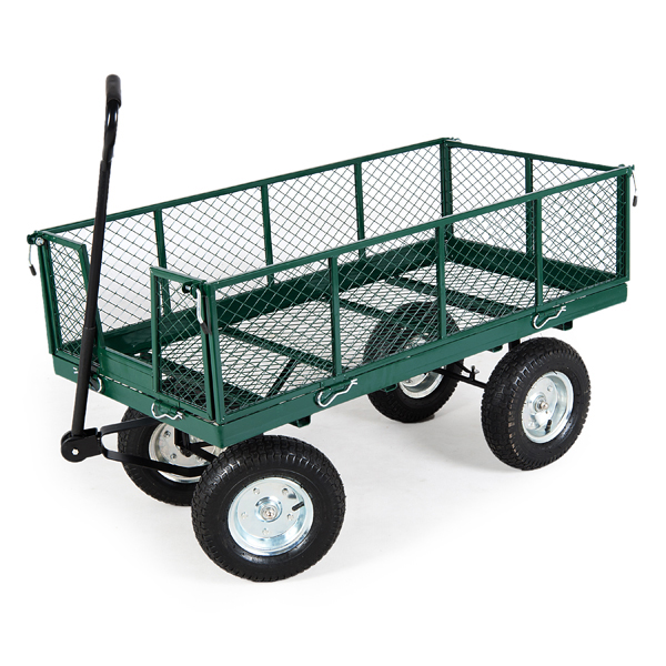Harvest trolleys